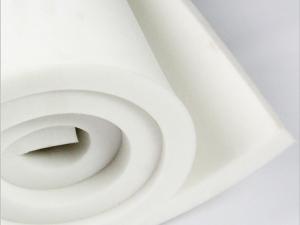 pu白色包装海绵